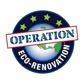 Operation Eco Renovation